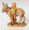 Nisan Boy With Donkey 5 Inch Scale 54064