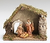 3 Piece Starter Set Nativity 5 Inch Scale 54710