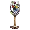 My Therapy Wine Glass GLS11-5543H