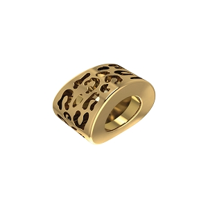 Leopard Cut Gold 3504