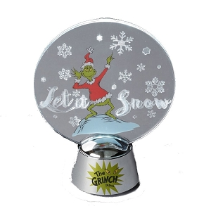 Department 56 Grinch Let It Snow Holidazzler 6000304