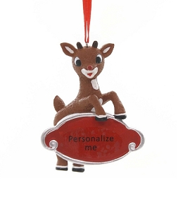 Rudolph Personalizable Ornament 6000321