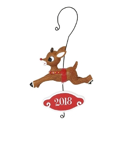 Rudolph Dated Ornament 6000325