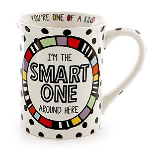 Our Name is Mud Smart One Mug Cuppa 6000520
