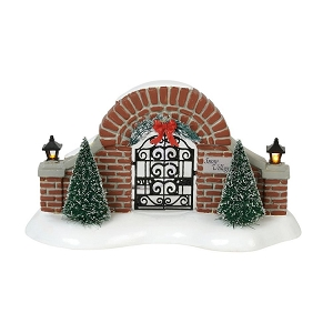 Snow Village Gate 6000642