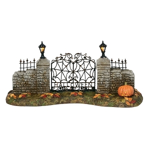 Halloween Village Gate 6000665