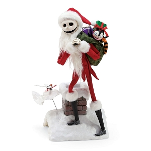 The Nightmare Before Christmas Jack and Zero Deliveries 6000810