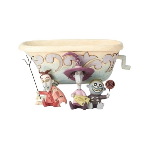 Tricksters and Treats Lock Shock Barrel Candy Dish 6000953