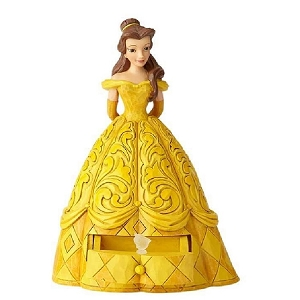 Beauty and the Beast Belle with Chip Charm 600063