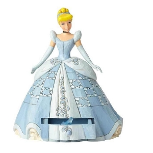 Cinderella with Shoe Charm 6000966