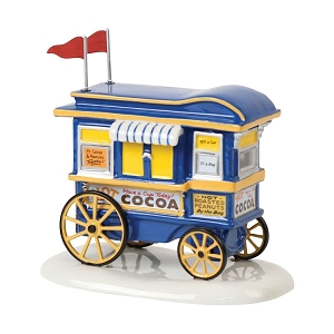 Villlage Friends Snow Village Cocoa Cart Kit 6001319