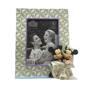 Mickey and Minnie Wedding Frame 6001368