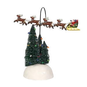 Up Up And Away Flying Sleigh 6001686