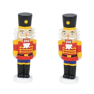 Lit Nutcracker Yard Decor 6001698