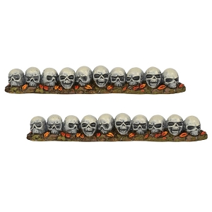 Row Of Skulls Straight 6001746