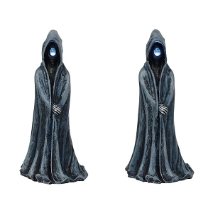 Lit Ghoulish Figures 6001749