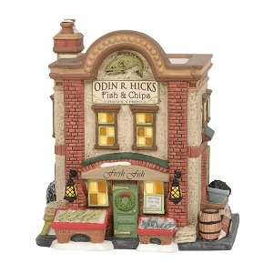 Odin R. Hicks Fish & Chips 6003072