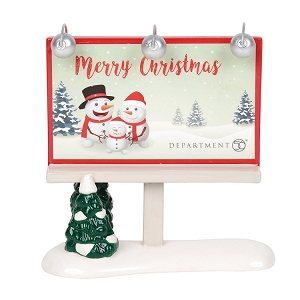 Merry Christmas Billboard 6003178