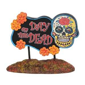 Day of the Dead Sign 6003230