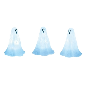 Halloween Lit Ghosts Accessory 6003303
