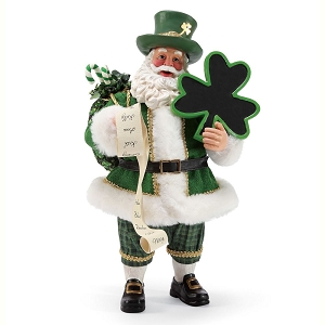 Celtic Holiday Irish Cheer Santa 6003428