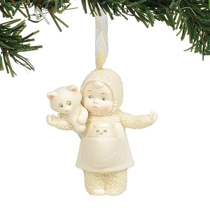 Cat Lady Ornament 6003525