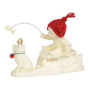 Department 56 Snowbabies 4031885 Heavenly Swing Ornament