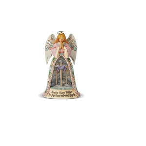 Angel with Cross Diorama Scene 6003626