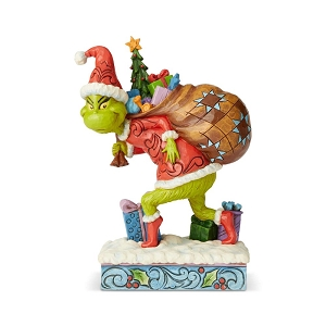 Dr. Seuss Grinch Tip Toeing 6004062