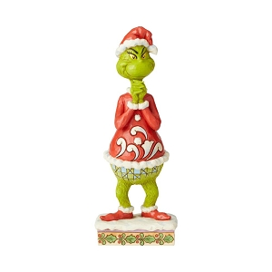 Dr. Seuss Grinch With Clasped Hands 6004063