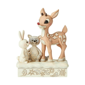 Woodland Rudolph With Friends 6004147