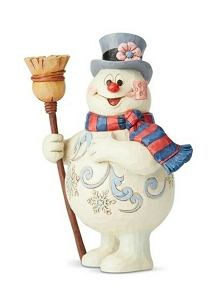 Frosty the Snowman Frosty With Broom 600414