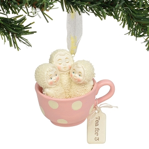 Tea For Three Ornament 6004207