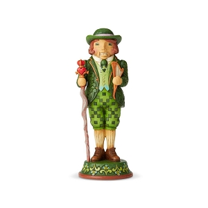 I'm Quite Charming Irish Nutcracker 6004244