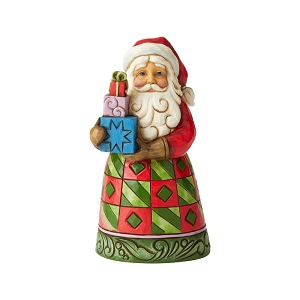 Delivered With Love Pint Size Santa with Presents 6004290