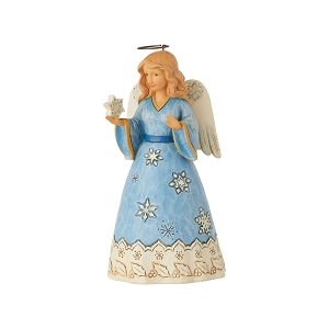 Heaven's Tiny Treasures Pint Sized Snowflake Angel 6004292