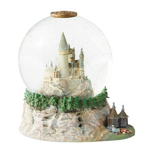 Harry Potter Hogwarts Castle Waterglobe 6004342