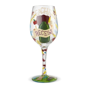 Teacher's Recess Lolita Wine Glass Wine Glass 4054099