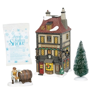 Speckled Hen Pub Silver Boxed Set 6004807