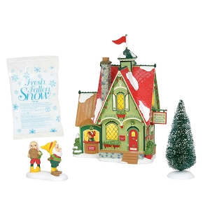 Millie's Mistletoe Silver Boxed Set 6004811