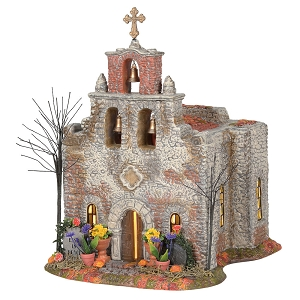 Halloween Day of the Dead Church 6005478