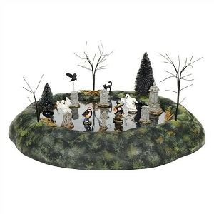 Animated Ghosts In Graveyard Accessory 6005552