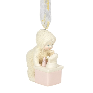 Makeup Baby Ornament 6005826