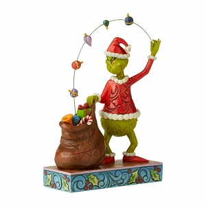 Grinch Juggling Gifts Into Bag 6006568