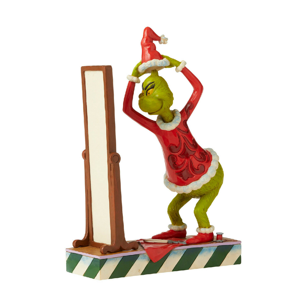 Grinch Dressing In Santa Suit 6006569