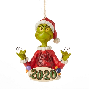 Grinch 2020 Dated Christmas Ornament 6006573