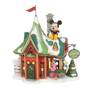 Mickey's Stuffed Animals 6007614