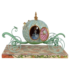 Cinderella Pumpkin Coach Enchanted Carriage 6007055