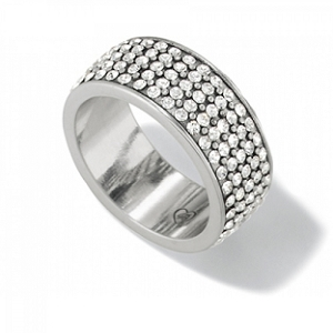 Meridian Ring Silver Size 6 J61372-6
