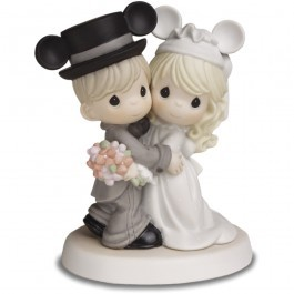 Mickey and Minnie Bride Groom 620030